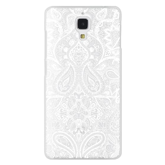 Xiaomi 4 Cases - Paisley White