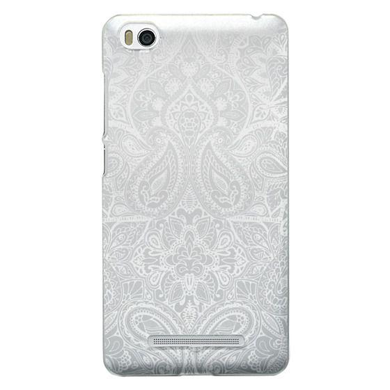 Xiaomi 4i Cases - Paisley White