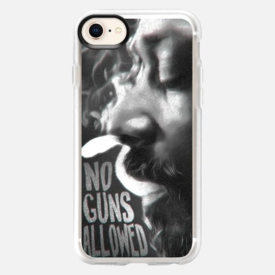 Snoop Lion Drake and Cori B - No Guns Allowed - Reincarnated Album - Snap Case