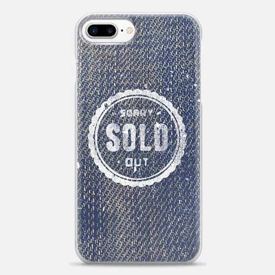 Casetify iPhone 7 Plus/7/6 Plus/6/5/5s/5c Case - Blue Den...