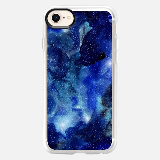 Watercolor Galaxy A - Snap Case