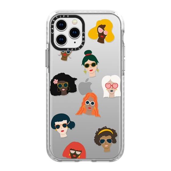 iPhone 11 Pro Cases - Who run the world?