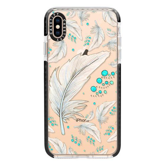 iPhone XS Max Cases - Seaside Flight