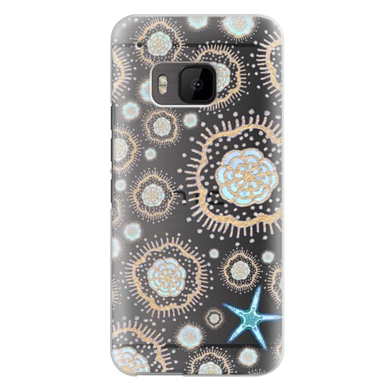 Htc One M9 Cases - Royal Starfish (Sky)