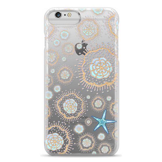 iPhone 6 Plus Cases - Royal Starfish (Sky)