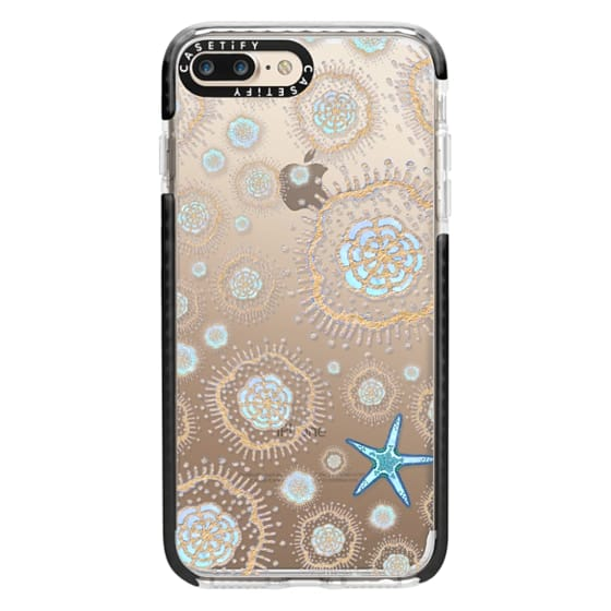 iPhone 7 Plus Cases - Royal Starfish (Sky)