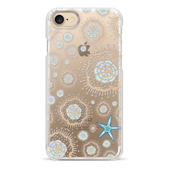 iPhone 7 Cases - Royal Starfish (Sky)