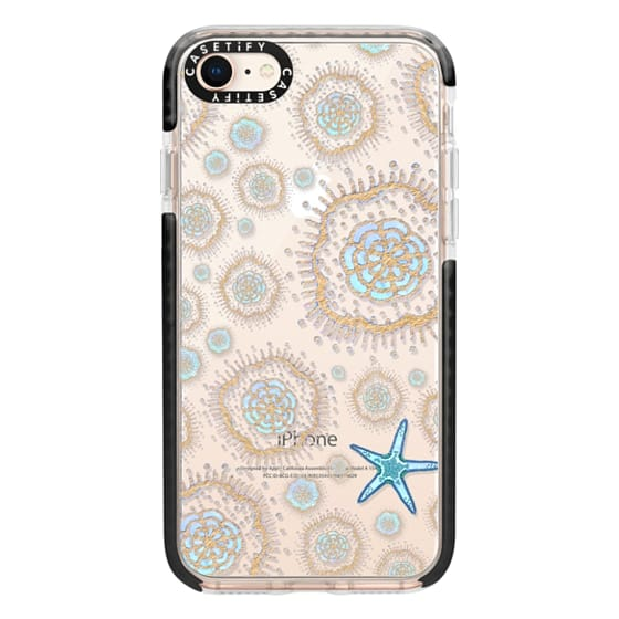 iPhone 8 Cases - Royal Starfish (Sky)