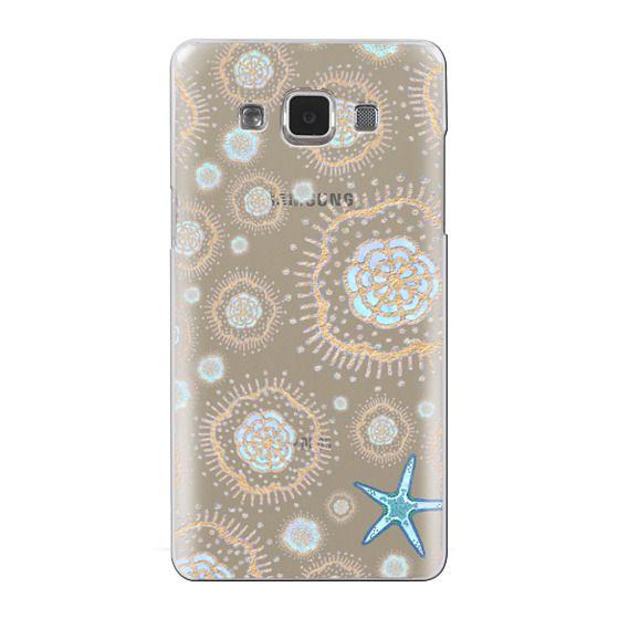 Samsung Galaxy A5 Cases - Royal Starfish (Sky)