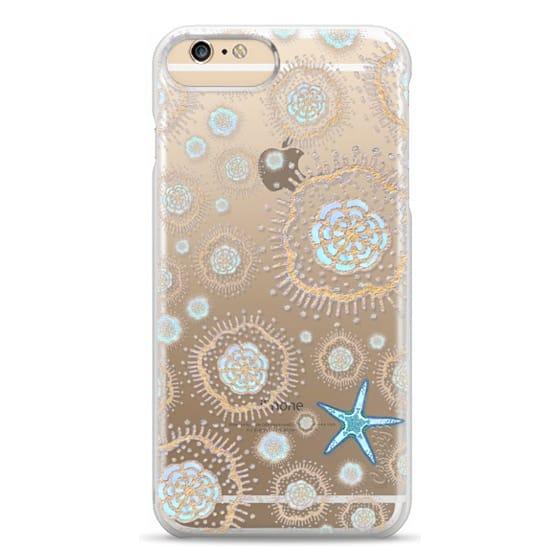 iPhone 6 Plus Cases - Royal Starfish (Sky)