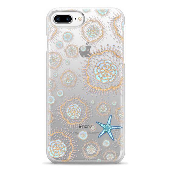 iPhone 7 Plus Cases - Royal Starfish (Sky)