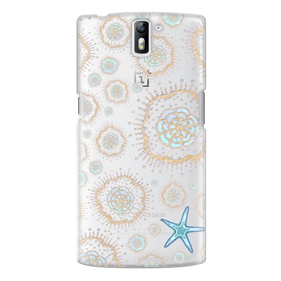 One Plus One Cases - Royal Starfish (Sky)