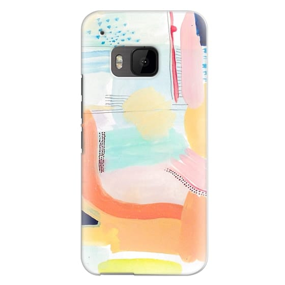 Htc One M9 Cases - Takko Painting Case