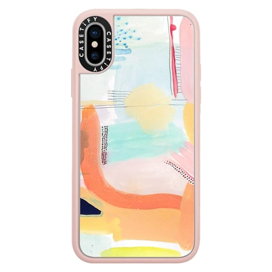 iPhone X Cases - Takko Painting Case