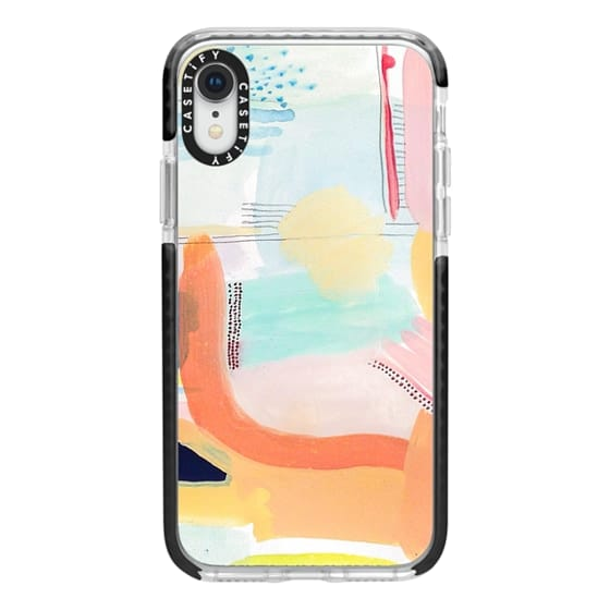 iPhone XR Cases - Takko Painting Case