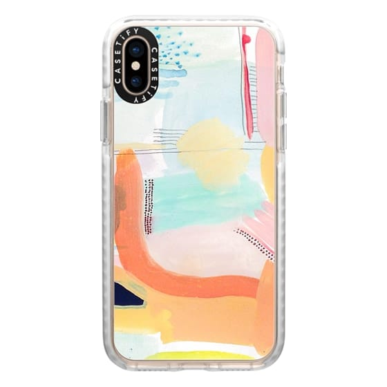 iPhone XS Cases - Takko Painting Case