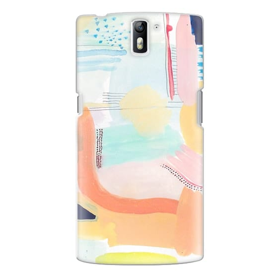 One Plus One Cases - Takko Painting Case