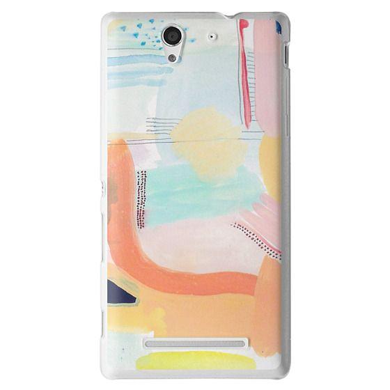 Sony C3 Cases - Takko Painting Case