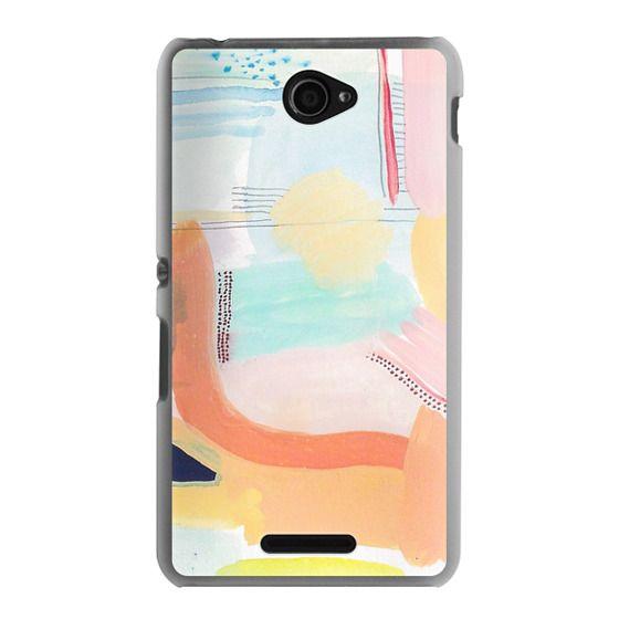 Sony E4 Cases - Takko Painting Case