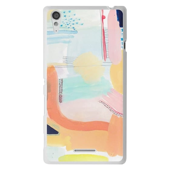 Sony T3 Cases - Takko Painting Case