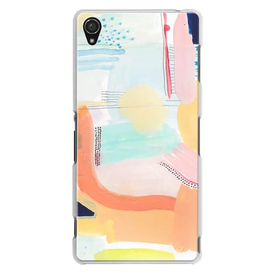 Sony Z3 Cases - Takko Painting Case