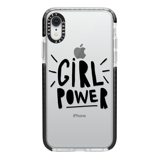 iPhone XR Cases - Girl Power