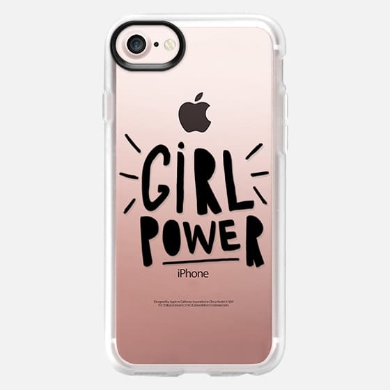 Girl Power - Classic Grip Case