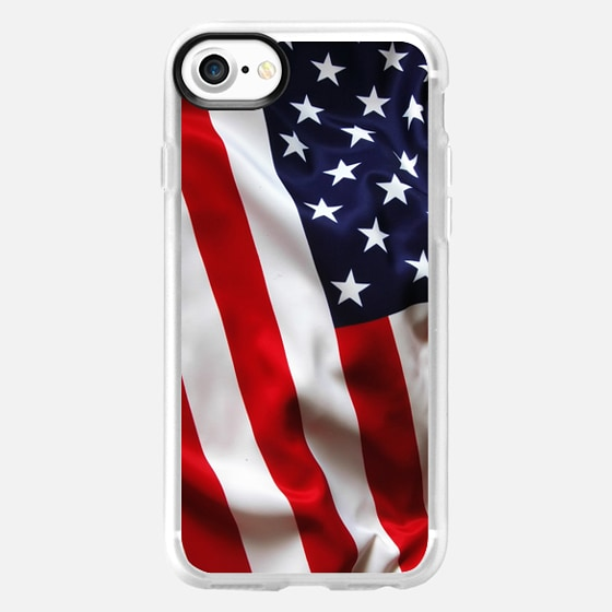 STARS AND STRIPES - CASE - Wallet Case