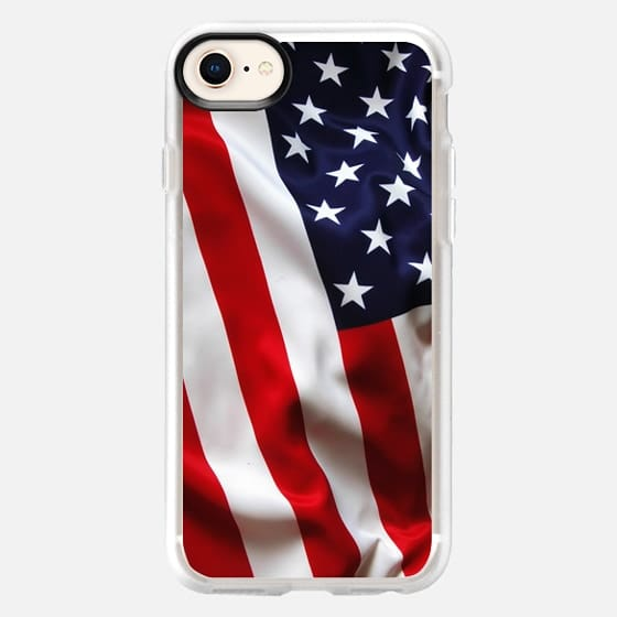 STARS AND STRIPES - CASE - Snap Case