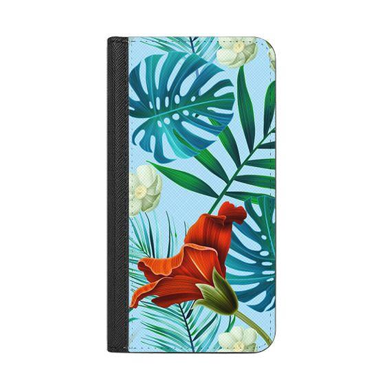iPhone X Cases - HAWAIIAN FLORAL #2