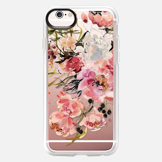 iPhone 6s 保護殼 - SHADE BLOSSOM