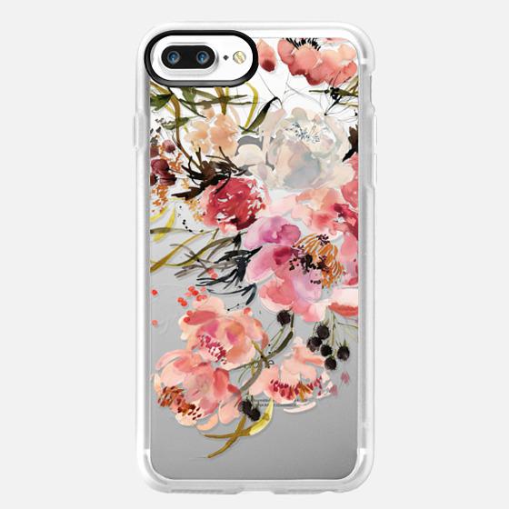 iPhone 7 Plus ケース - SHADE BLOSSOM