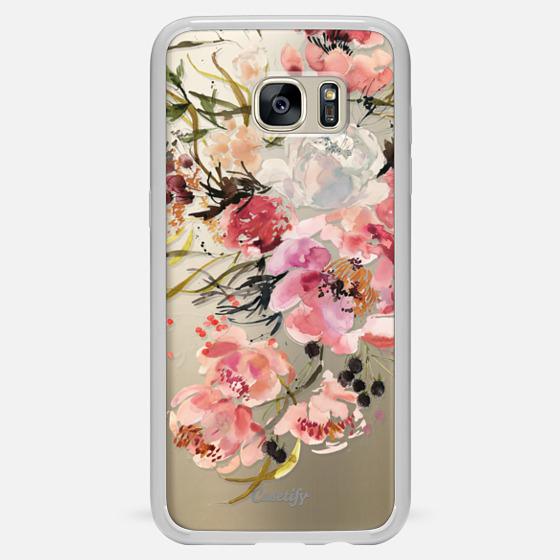 Galaxy S7 Edge Case - SHADE BLOSSOM