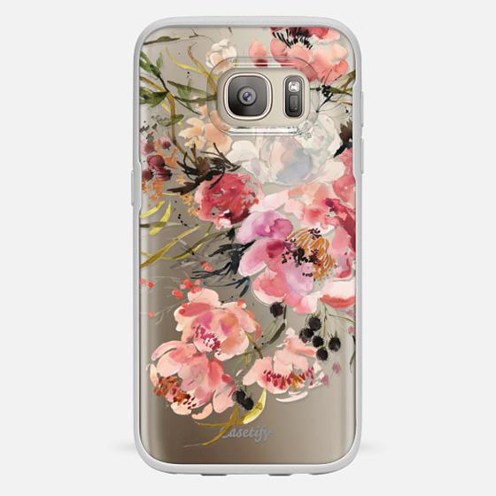 Galaxy S7 保護殼 - SHADE BLOSSOM