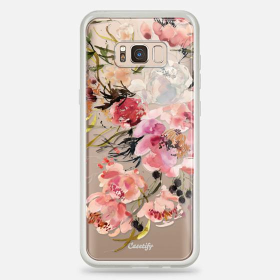 Galaxy S8+ 保護殼 - SHADE BLOSSOM