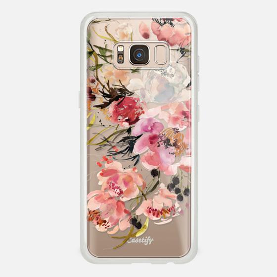 Galaxy S8 Coque - SHADE BLOSSOM
