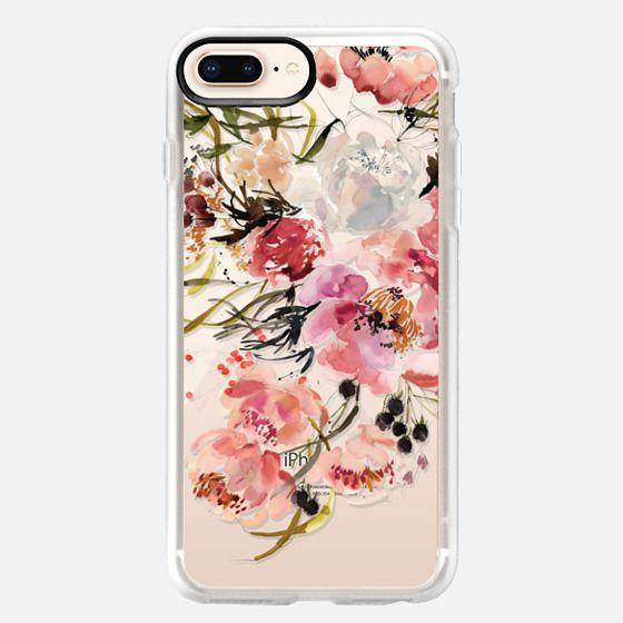 iPhone 8 Plus 保護殼 - SHADE BLOSSOM