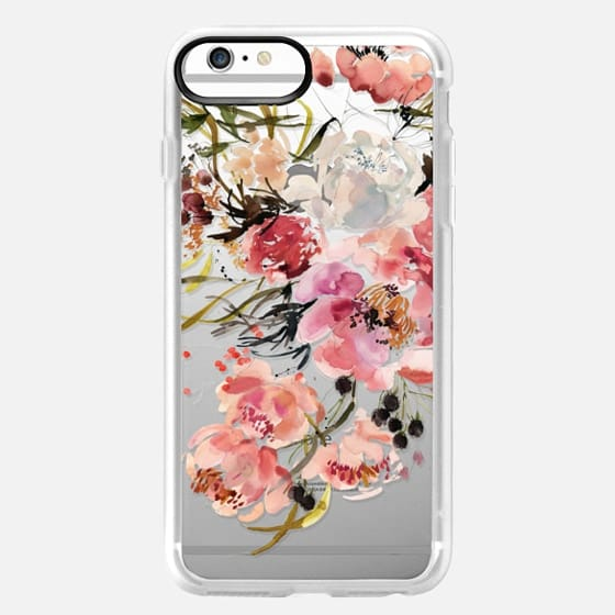 iPhone 6s Plus Case - SHADE BLOSSOM