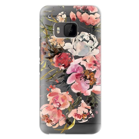 Htc One M9 Cases - SHADE BLOSSOM