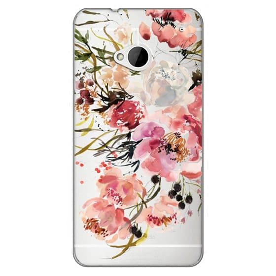 Htc One Cases - SHADE BLOSSOM