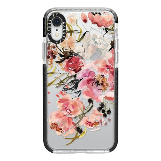 iPhone XR Cases - SHADE BLOSSOM