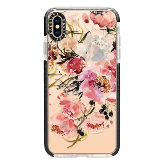 iPhone XS Max Cases - SHADE BLOSSOM