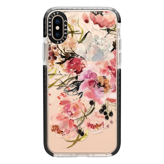 iPhone XS Cases - SHADE BLOSSOM