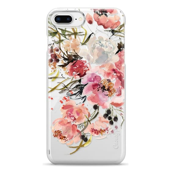 iPhone 8 Plus Cases - SHADE BLOSSOM