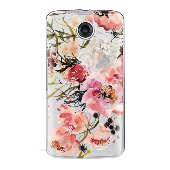 Nexus 6 Cases - SHADE BLOSSOM