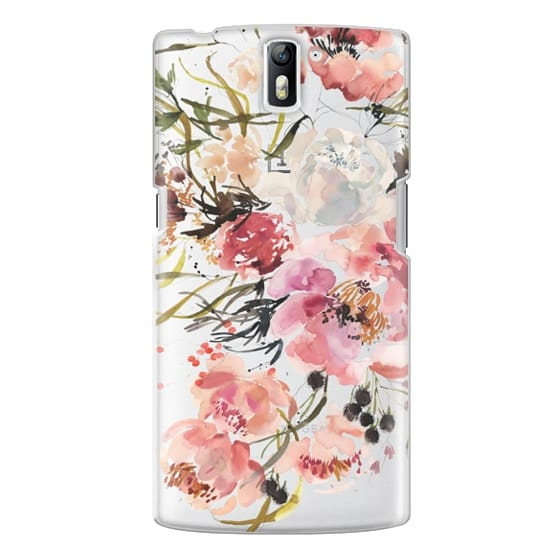One Plus One Cases - SHADE BLOSSOM