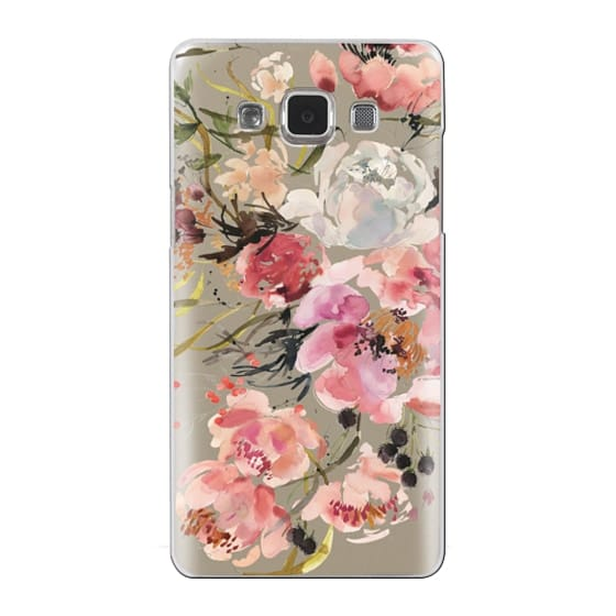 Samsung Galaxy A5 Cases - SHADE BLOSSOM
