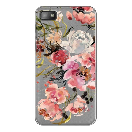 Blackberry Z10 Cases - SHADE BLOSSOM