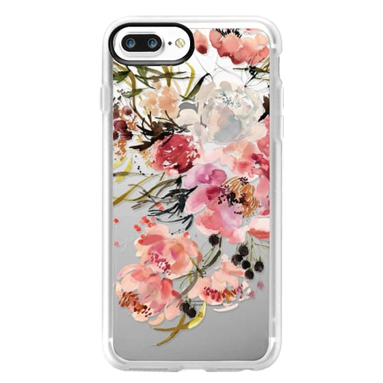 iPhone 7 Plus Cases - SHADE BLOSSOM