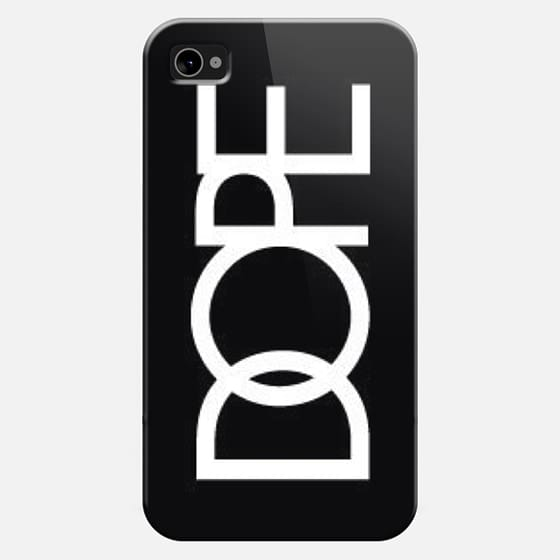DOPE - Classic Snap Case